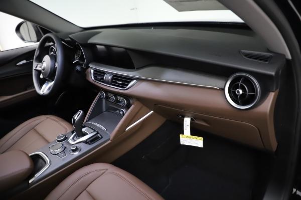 New 2021 Alfa Romeo Stelvio Ti Q4 for sale $54,000 at Bugatti of Greenwich in Greenwich CT 06830 22