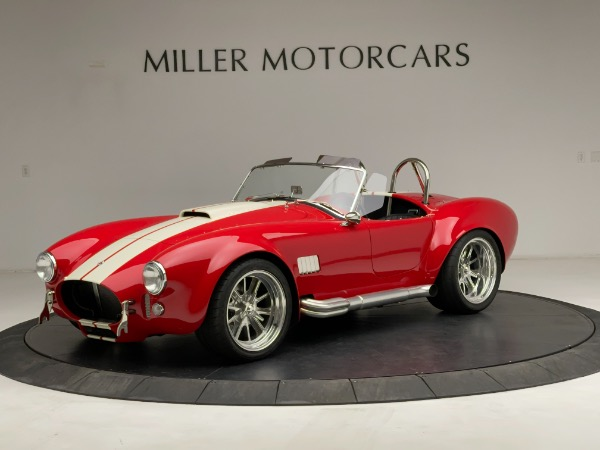 Used 2020 Shelby Cobra Superformance for sale $89,900 at Bugatti of Greenwich in Greenwich CT 06830 2