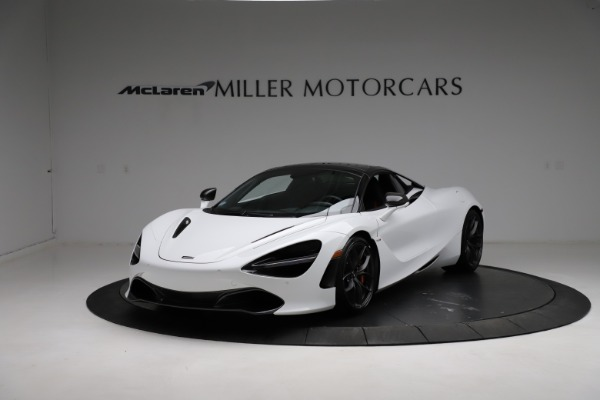 Used 2020 McLaren 720S Spider for sale Sold at Bugatti of Greenwich in Greenwich CT 06830 10