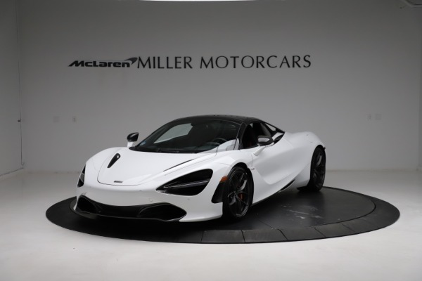Used 2020 McLaren 720S Spider for sale Sold at Bugatti of Greenwich in Greenwich CT 06830 11
