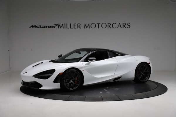 Used 2020 McLaren 720S Spider for sale Sold at Bugatti of Greenwich in Greenwich CT 06830 12