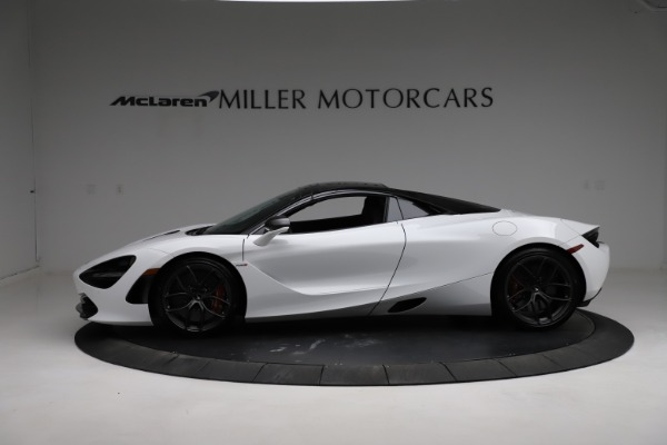 Used 2020 McLaren 720S Spider for sale Sold at Bugatti of Greenwich in Greenwich CT 06830 13