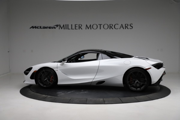 Used 2020 McLaren 720S Spider for sale Sold at Bugatti of Greenwich in Greenwich CT 06830 14