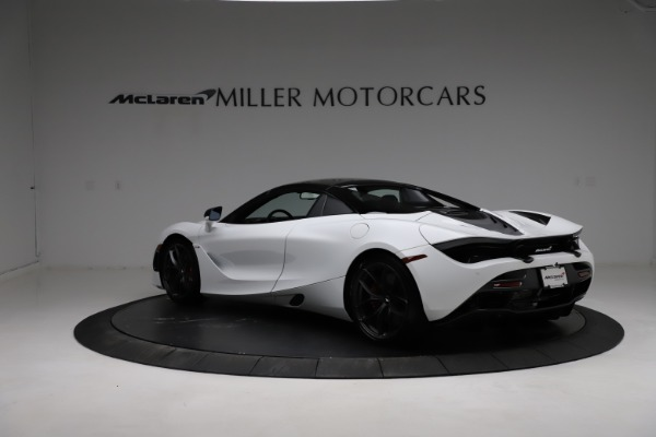 Used 2020 McLaren 720S Spider for sale Sold at Bugatti of Greenwich in Greenwich CT 06830 15