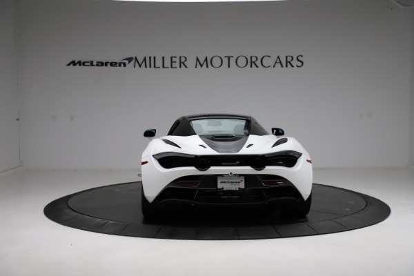 Used 2020 McLaren 720S Spider for sale Sold at Bugatti of Greenwich in Greenwich CT 06830 16