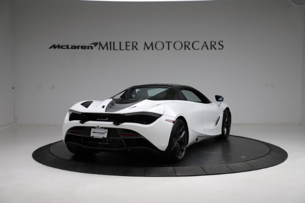 Used 2020 McLaren 720S Spider for sale Sold at Bugatti of Greenwich in Greenwich CT 06830 17