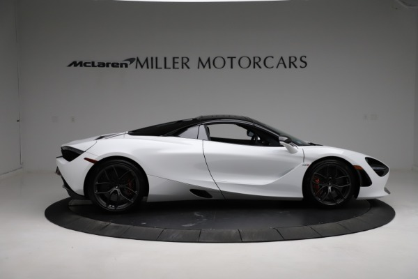 Used 2020 McLaren 720S Spider for sale Sold at Bugatti of Greenwich in Greenwich CT 06830 18