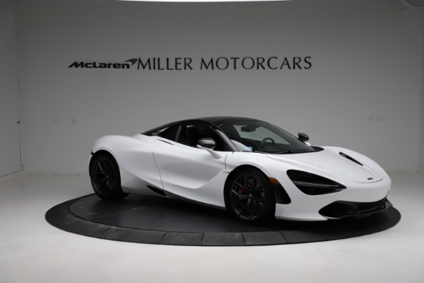 Used 2020 McLaren 720S Spider for sale Sold at Bugatti of Greenwich in Greenwich CT 06830 19