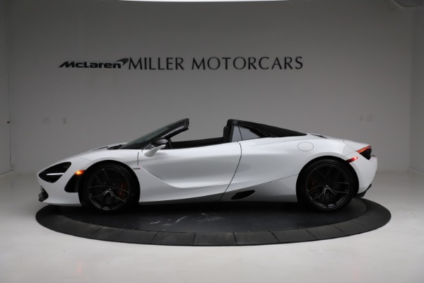 Used 2020 McLaren 720S Spider for sale Sold at Bugatti of Greenwich in Greenwich CT 06830 2
