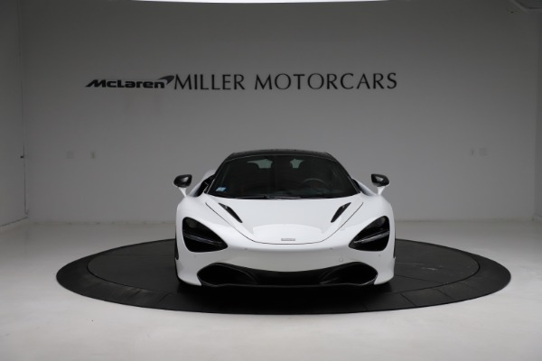 Used 2020 McLaren 720S Spider for sale Sold at Bugatti of Greenwich in Greenwich CT 06830 20