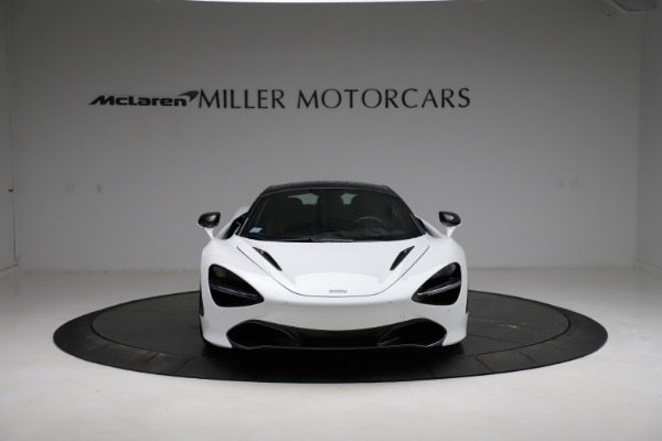 Used 2020 McLaren 720S Spider for sale Sold at Bugatti of Greenwich in Greenwich CT 06830 21