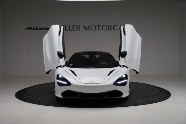 Used 2020 McLaren 720S Spider for sale Sold at Bugatti of Greenwich in Greenwich CT 06830 22