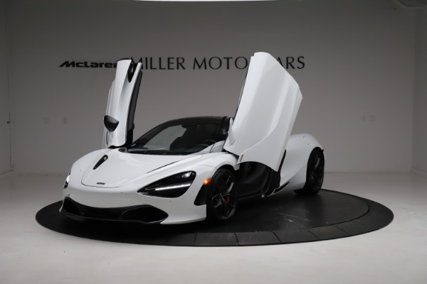 Used 2020 McLaren 720S Spider for sale Sold at Bugatti of Greenwich in Greenwich CT 06830 23