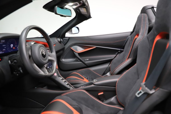 Used 2020 McLaren 720S Spider for sale Sold at Bugatti of Greenwich in Greenwich CT 06830 25