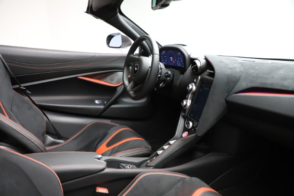 Used 2020 McLaren 720S Spider for sale Sold at Bugatti of Greenwich in Greenwich CT 06830 28