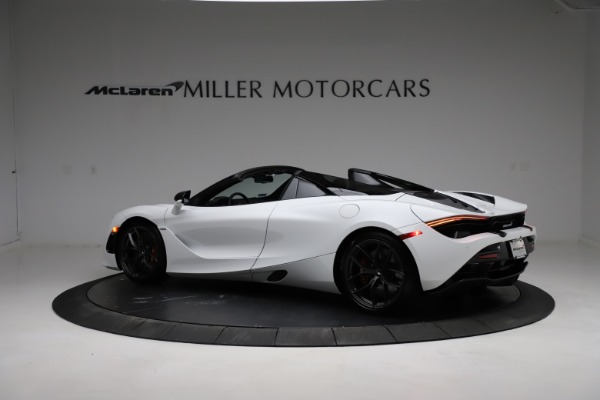 Used 2020 McLaren 720S Spider for sale Sold at Bugatti of Greenwich in Greenwich CT 06830 3
