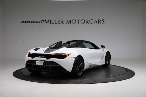 Used 2020 McLaren 720S Spider for sale Sold at Bugatti of Greenwich in Greenwich CT 06830 5