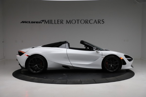 Used 2020 McLaren 720S Spider for sale Sold at Bugatti of Greenwich in Greenwich CT 06830 6