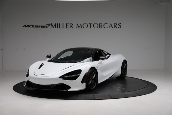 Used 2020 McLaren 720S Spider for sale Sold at Bugatti of Greenwich in Greenwich CT 06830 9