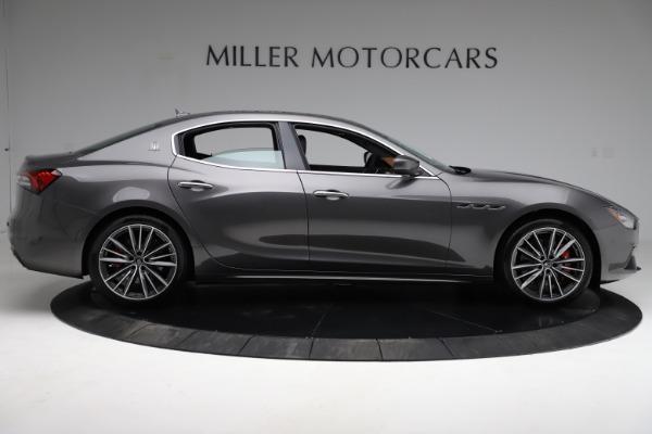 New 2021 Maserati Ghibli S Q4 for sale Sold at Bugatti of Greenwich in Greenwich CT 06830 10