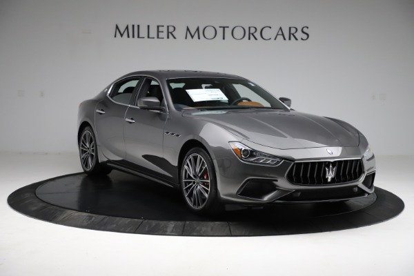 New 2021 Maserati Ghibli S Q4 for sale $90,525 at Bugatti of Greenwich in Greenwich CT 06830 12