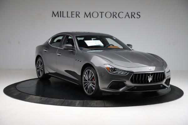 New 2021 Maserati Ghibli S Q4 for sale Sold at Bugatti of Greenwich in Greenwich CT 06830 12