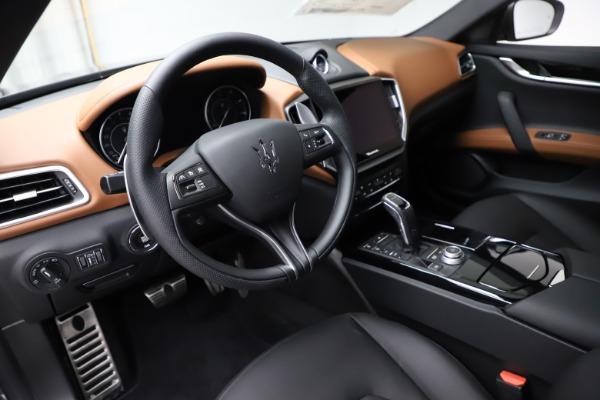 New 2021 Maserati Ghibli S Q4 for sale Sold at Bugatti of Greenwich in Greenwich CT 06830 13