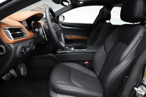 New 2021 Maserati Ghibli S Q4 for sale Sold at Bugatti of Greenwich in Greenwich CT 06830 14