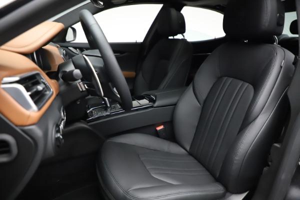 New 2021 Maserati Ghibli S Q4 for sale Sold at Bugatti of Greenwich in Greenwich CT 06830 15