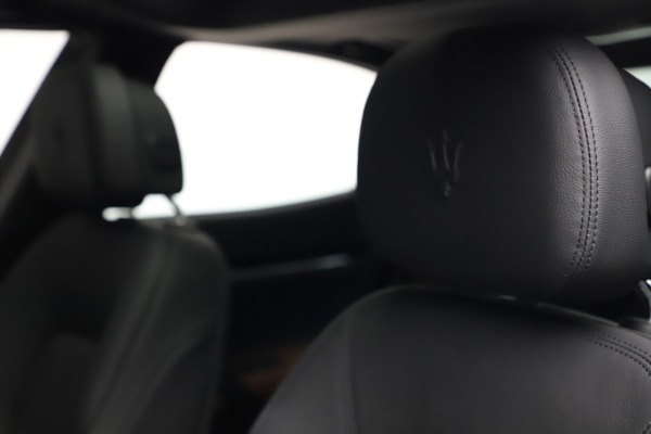 New 2021 Maserati Ghibli S Q4 for sale $90,525 at Bugatti of Greenwich in Greenwich CT 06830 16