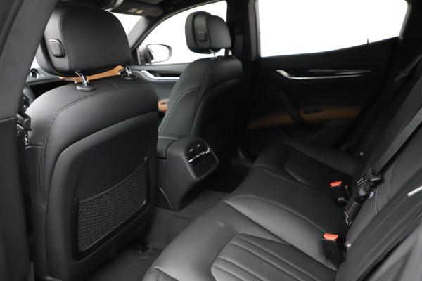 New 2021 Maserati Ghibli S Q4 for sale Sold at Bugatti of Greenwich in Greenwich CT 06830 18