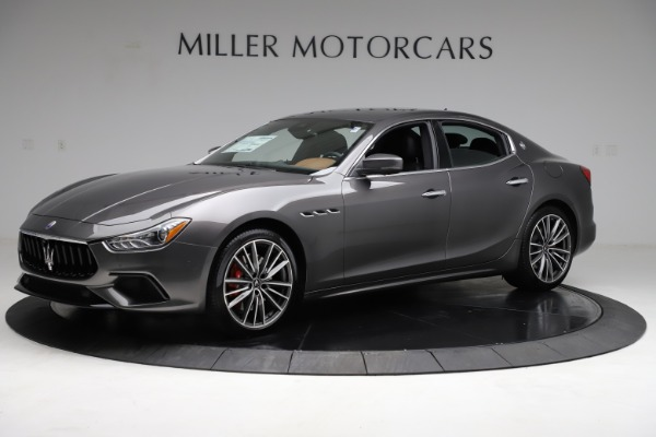 New 2021 Maserati Ghibli S Q4 for sale $90,525 at Bugatti of Greenwich in Greenwich CT 06830 2