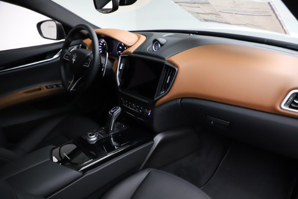 New 2021 Maserati Ghibli S Q4 for sale Sold at Bugatti of Greenwich in Greenwich CT 06830 22