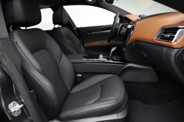 New 2021 Maserati Ghibli S Q4 for sale Sold at Bugatti of Greenwich in Greenwich CT 06830 23