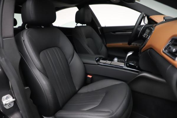 New 2021 Maserati Ghibli S Q4 for sale Sold at Bugatti of Greenwich in Greenwich CT 06830 24