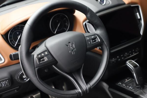 New 2021 Maserati Ghibli S Q4 for sale Sold at Bugatti of Greenwich in Greenwich CT 06830 25