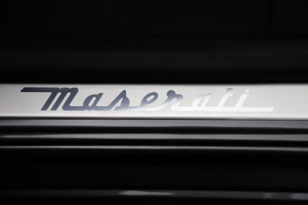 New 2021 Maserati Ghibli S Q4 for sale Sold at Bugatti of Greenwich in Greenwich CT 06830 27