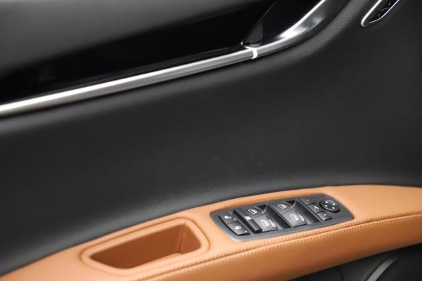 New 2021 Maserati Ghibli S Q4 for sale Sold at Bugatti of Greenwich in Greenwich CT 06830 28
