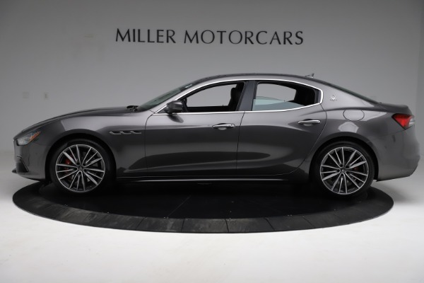 New 2021 Maserati Ghibli S Q4 for sale Sold at Bugatti of Greenwich in Greenwich CT 06830 3