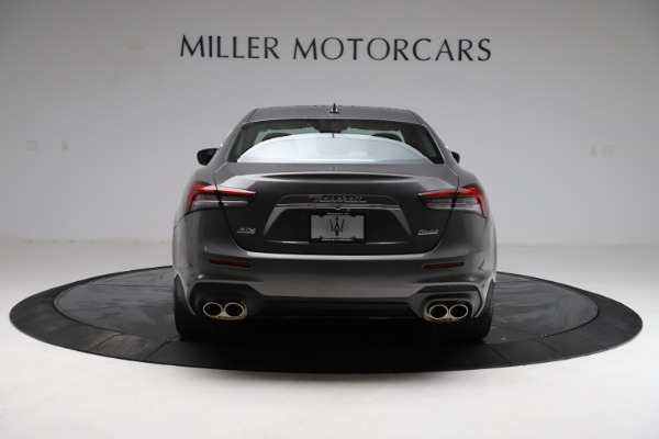 New 2021 Maserati Ghibli S Q4 for sale Sold at Bugatti of Greenwich in Greenwich CT 06830 7