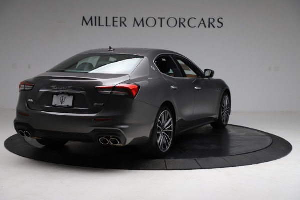 New 2021 Maserati Ghibli S Q4 for sale $90,525 at Bugatti of Greenwich in Greenwich CT 06830 8