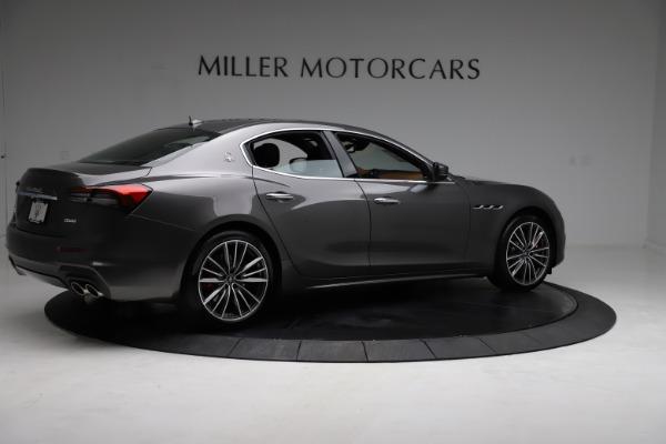 New 2021 Maserati Ghibli S Q4 for sale Sold at Bugatti of Greenwich in Greenwich CT 06830 9