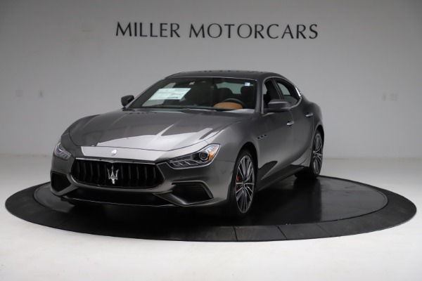 New 2021 Maserati Ghibli S Q4 for sale $90,525 at Bugatti of Greenwich in Greenwich CT 06830 1