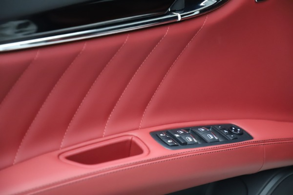 New 2021 Maserati Quattroporte S Q4 GranLusso for sale $122,349 at Bugatti of Greenwich in Greenwich CT 06830 10