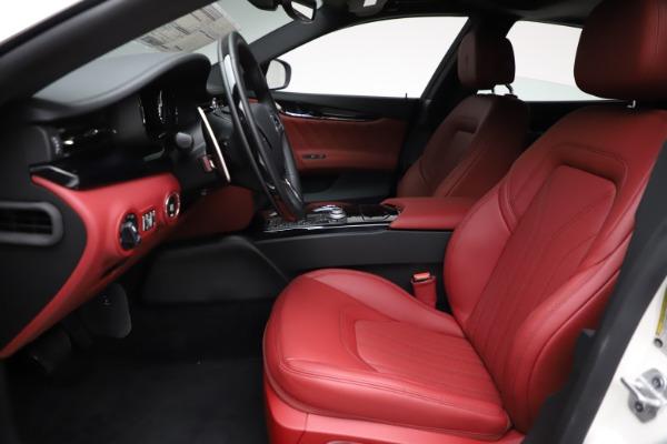New 2021 Maserati Quattroporte S Q4 GranLusso for sale $122,349 at Bugatti of Greenwich in Greenwich CT 06830 13