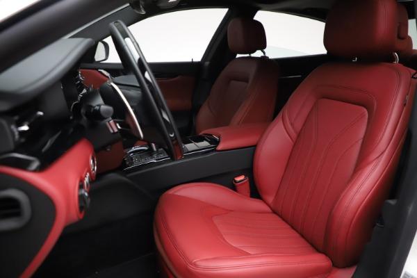 New 2021 Maserati Quattroporte S Q4 GranLusso for sale $122,349 at Bugatti of Greenwich in Greenwich CT 06830 14