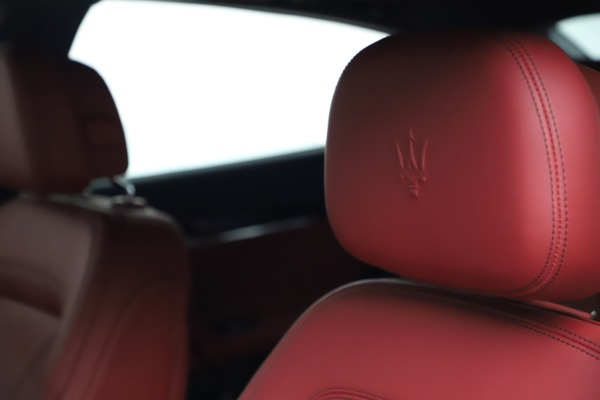 New 2021 Maserati Quattroporte S Q4 GranLusso for sale $122,349 at Bugatti of Greenwich in Greenwich CT 06830 15