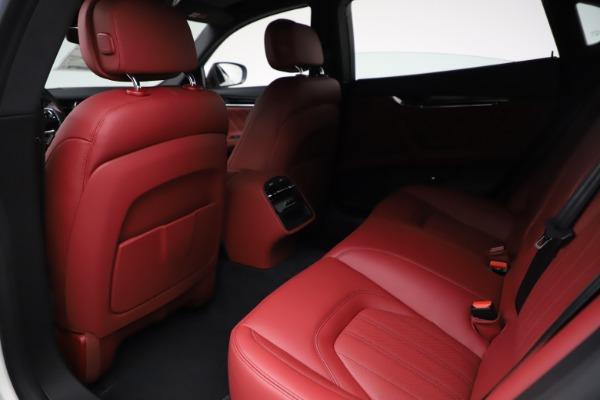 New 2021 Maserati Quattroporte S Q4 GranLusso for sale $122,349 at Bugatti of Greenwich in Greenwich CT 06830 20