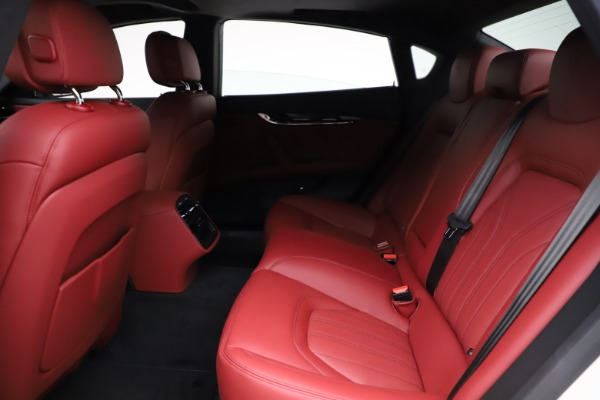 New 2021 Maserati Quattroporte S Q4 GranLusso for sale $122,349 at Bugatti of Greenwich in Greenwich CT 06830 21