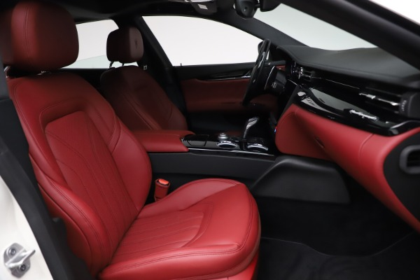 New 2021 Maserati Quattroporte S Q4 GranLusso for sale $122,349 at Bugatti of Greenwich in Greenwich CT 06830 25